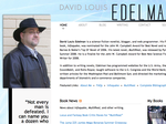 david-louis-edelman-website