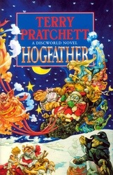 Hogfather, UK cover