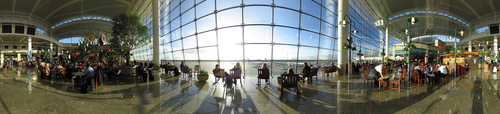 Airport pan, © AMagill, Creative Commons Attribution License